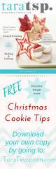 christmas cookie tips booklet free download tara teaspoon