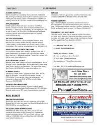 Finish Carpenter Resume Pelican Cove News May 2015 Simplebooklet Com