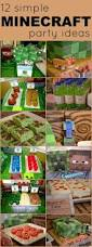12 best parker images on pinterest minecraft birthday party 9th