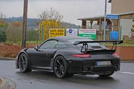 new porsche 911 2018 2018 porsche 911 gt3 news reviews msrp ratings with amazing
