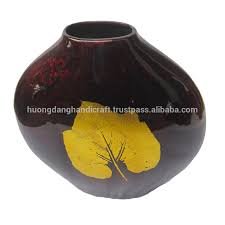 Red Lacquer Vase Red And Black Vase Red And Black Vase Suppliers And Manufacturers