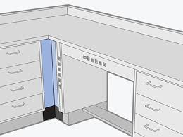 laboratory base cabinet options from teclab