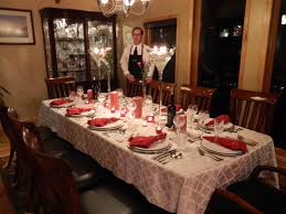 classy dining room set up on home decor arrangement ideas with