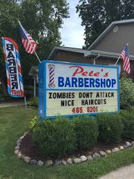 pete u0027s barber shop barbers valparaiso in