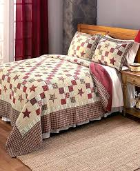 Small Single Duvet Red Star Quilt Red Star Single Duvet Cover Red White And Blue Star