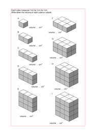 maths ks2 ks3 ks4 foundation volume of cuboids with a wide range