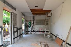 garage turned mancave laundry room garage before