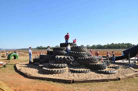 Best Pumpkin Patch Snohomish County by Huge Farm Playground In One Of Our Fields Tractor Show