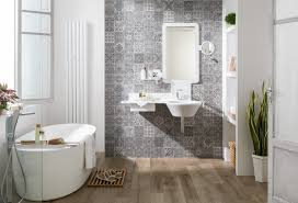 40 vintage blue bathroom tiles ideas and pictures black white