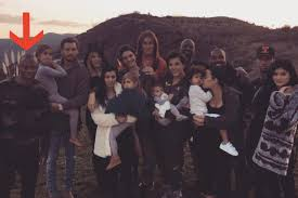 thanksgiving the movie mystery man in kardashian thanksgiving photo identified very real
