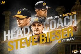 Baseball Coach Resume Getting To Know Steve Bieser Missouri U0027s New Baseball Coach Rock