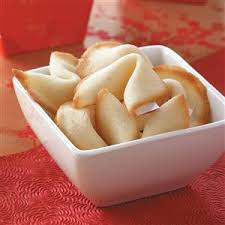 Where Can You Buy Fortune Cookies Homemade Fortune Cookies Recipe Taste Of Home