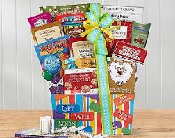 get well soon basket get well gift basket delivery canada