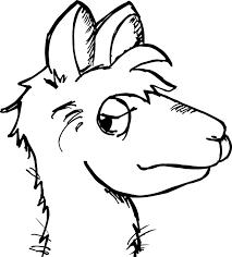 llamas love lettering