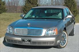cadillac dts dhs chrome 3d z grille by e g classics