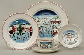 villeroy boch naif collection on ebay