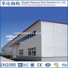 best price prefab structure steel fabrication warehouse in africa