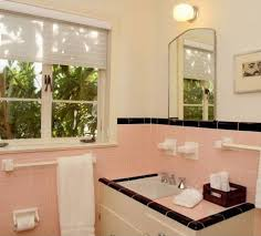 Pink Tile Bathroom 37 1950s Pink Bathroom Tile Ideas And Pictures