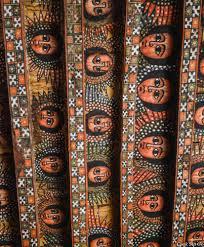 eyes on the ceiling u2013 debre birhan selassie church gondar ethiopia