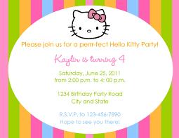 Invitation Birthday Party Card Free Birthday Party Invitations