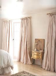 fancy peach silk curtains decorating with curtain fabric plain