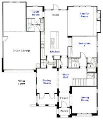 Emerald Homes Floor Plans Valencia Westridge Emerald Tract Homes