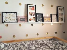 mini gallery wall the elm life