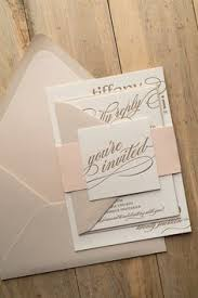 Blush Wedding Invitations Cynthia Suite Romantic Package Formal Wedding Spring Weddings