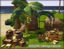 wedding arches sims 3 sims 3 updates onemoresim castaway outdoors set by blacksweety