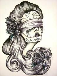 hair flash search aaa sugar skull