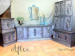 Silver Painted Furniture Bedroom 30 Best China Hutch Images On Pinterest Painted Furniture