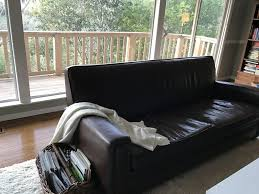 in search of the perfect leather sofa u2013 my canyon house
