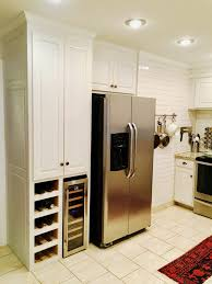 Old Kitchen Cupboards Makeover - interior designs for long and narrow kitchens countertops