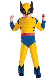 Toddler Wolverine Costume Halloween Costumes
