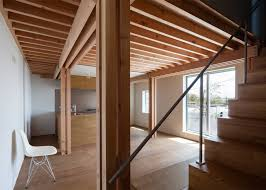 Ft Architects U0027 4 Columns House Features A Timber Frame