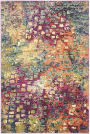 Trendy Rugs Free Spirited And Vibrantly Colored Monaco Collection Rugs Bring