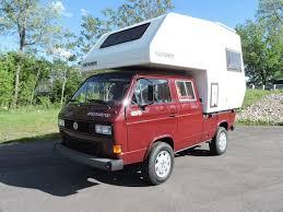volkswagen van 2017 ebay find of the week 1990 vw doka syncro camper