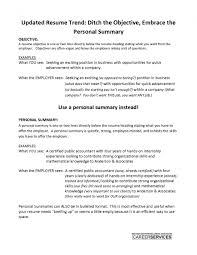 Resume Heading Examples by 19 Good Job Objectives For Resumes Cover Letter For Executive