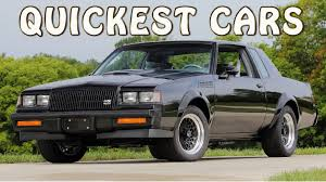 hatchback cars 1980s top 10 quickest cars of the 1980s youtube