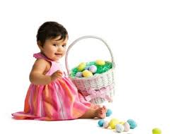 easter pictures with baby finding infant boy easter lovetoknow