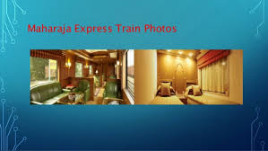 Maharaja Express Train Maharaja Express Train