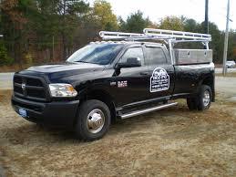 Dodge Ram 3500 Utility Truck - crest truck equipment