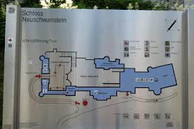 Neuschwanstein Castle Floor Plan by Germany Bavaria Munich Muenchen Trip Planner Voyajo Travel