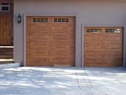 wooden garage doors design stylish wooden garage doors ashley wooden garage doors after