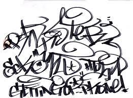graffiti drawing graffiti sample