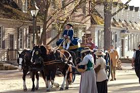 thanksgiving celebrations in williamsburg va