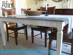 Diy Kitchen Table Top by That Mommy Blog Ballard Designs Knockoff Diy