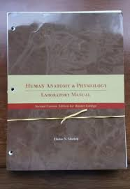 Human Anatomy And Physiology Lab Manual Marieb Human Anatomy Physiology Lab Manual 2nd Ed For Hunter College
