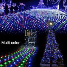 3 x 2 m 200leds waterproof decorative led net lights bar