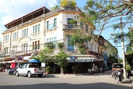 historic french colonial 2 bedroom apartment for sale phnom penh